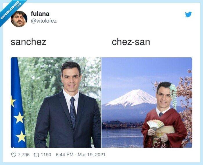 chez san,sanchez
