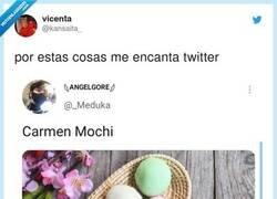 Enlace a Carmen Machi de 4 formas, por @kansaita_