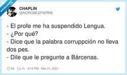 Enlace a CorruPPción, por @NOROBESPIERRE