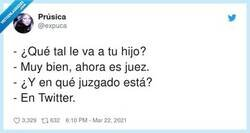 Enlace a Podría ser peor y estar en Telecinco, por @expuca