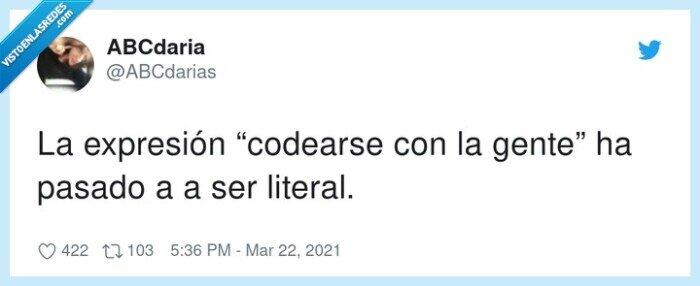 codearse,coronavirus,expresión,gente,literal
