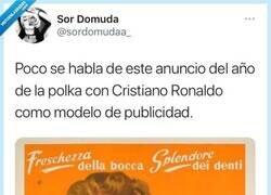 Enlace a De modelo publicitario a futbolista, por @sordomudaa_