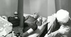 Enlace a El vídeo del reencuentro de dos abuelos que ha emocionado a todo internet