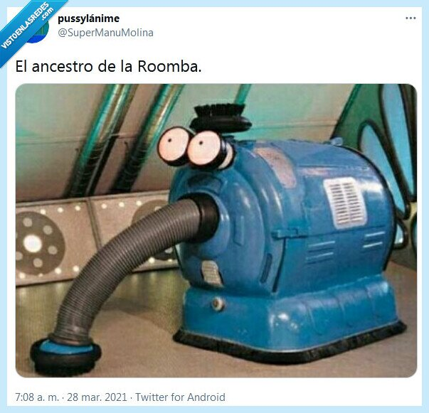 ancestros,roomba,teletubbies