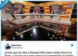 Enlace a Los espectadores de TVE alucinan por lo que han visto al descanso del Georgia-España: la clave está en la foto