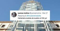 Enlace a El Museo Reina Sofía se corona en redes sociales con este tweet dedicado a los franceses