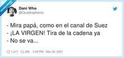 Enlace a El canal de su hez, por @Quadrophenio