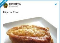 Enlace a Hija de Thor, por @mejorchef