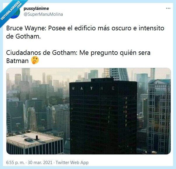 batman,bruce wayne,edificio,gotham