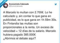 Enlace a Cuánta razón, por @EconoCabreado