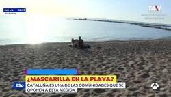 Enlace a El periodismo de hoy en día: No os perdáis este vídeo en plena playa de Barcelona, por @javigmateo