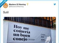 Enlace a Más Marketing Cuñado, por @MastersOfNaming