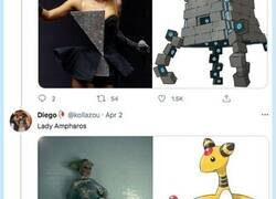 Enlace a El hilo definitivo: Lady Gaga como Pokémon, por @kollazou