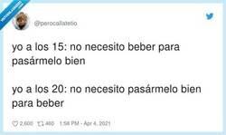 Enlace a Soy yo literal, por @perocallatetio