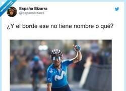 Enlace a Podrían poner el nombre del borde al menos, por @espanabizarra