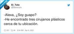 Enlace a De nada, por @tatoscuro
