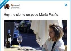 Enlace a En verdad está en la gloria con su vino, patatas y cigarrito, por @rmart98_