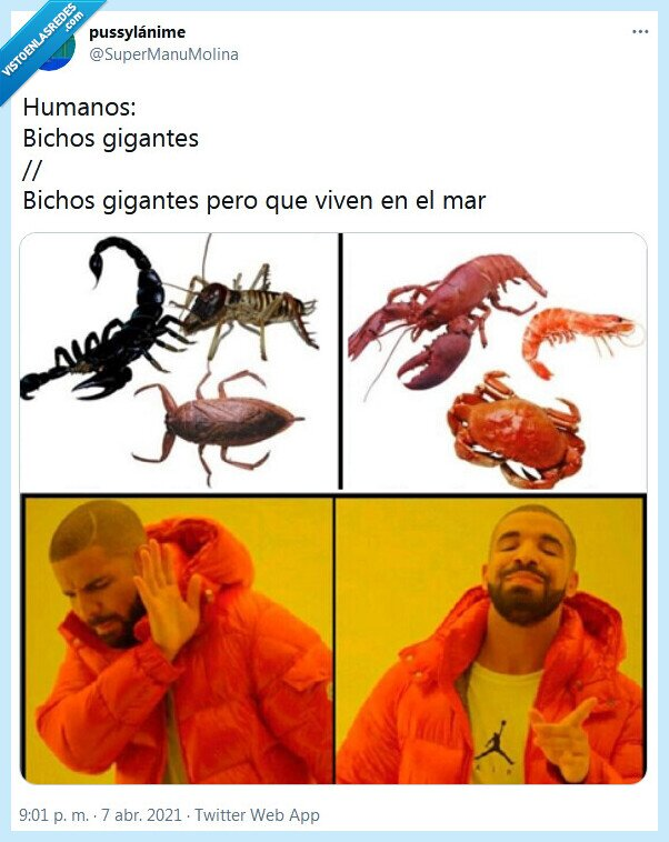 bichos,gigantes,humanos,mar