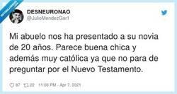 Enlace a Seguro que va con buenas intenciones, por @JulioMendezGar1