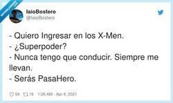 Enlace a Pasahero, por @IaioBostero