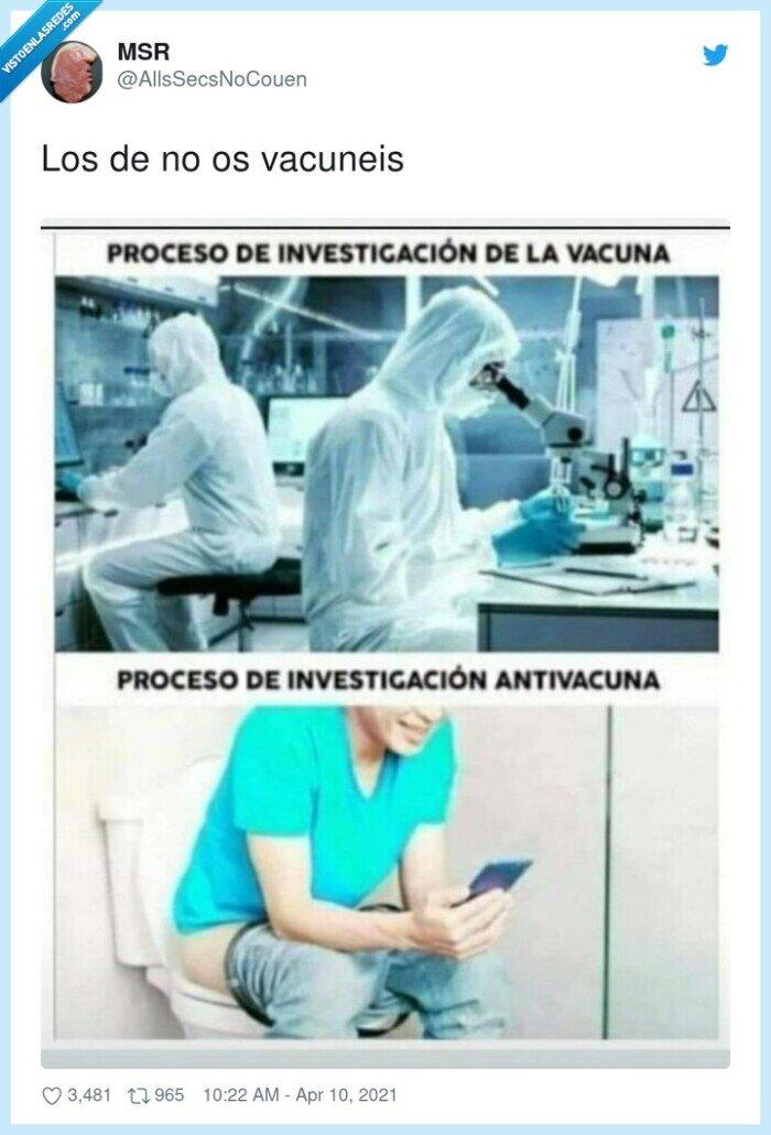 coronavirus,investigación,vacuna