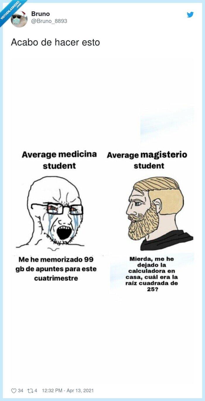 magisterio,medicina