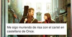 Enlace a El cartel de la película Once en castellano es de los más TOP que he visto en mi vida  , por @EzekielHurtado
