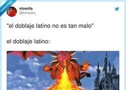 Enlace a Lo más gracioso de esto es que los españoles ni siquiera saben cómo pronunciar bien Shrek, por @kansaita_
