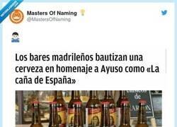 Enlace a Leve error tipográfico: La coña de España, por @MastersOfNaming