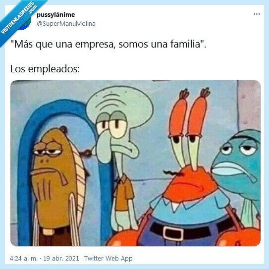 empleados,empresa,familia
