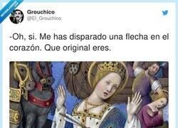 Enlace a Qué original, lo nunca visto, por @El_Grouchico