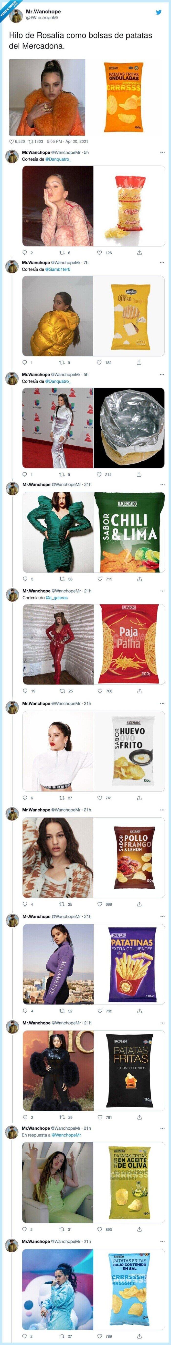 bolsas,mercadona,patatas,rosalía