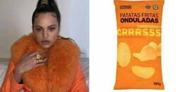 Enlace a Rosalía como bolsas de patatas del Mercadona, con cuál te quedas, por @WanchopeMr