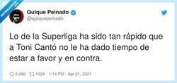 Enlace a La culpa de todo la tienen los terroristas, secesionistas y comunistas, por @quiquepeinado