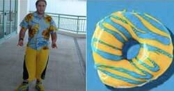 Enlace a La cosa se va de las manos: Hilo de Kiko Rivera como donuts del Dunkin' Donuts, por @TirodeGraciah