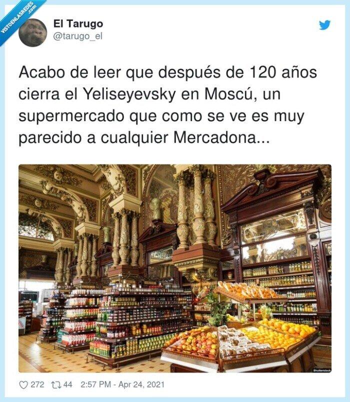 ruso,supermercado,yeliseyevsky