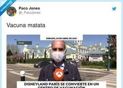 Enlace a Vacuna Matata, por @_Paco Jones