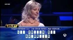 Enlace a La respuesta de esta mujer ha dejado a todos con el culo torcido, por @quixgm