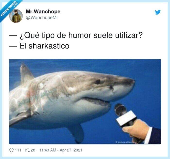 humor,sharkastico,tiburón,utilizar