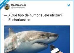 Enlace a El capitán sharkasmo, por @WanchopeMr