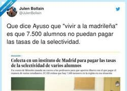 Enlace a Vivir a la madrileña, por @JulenBollain