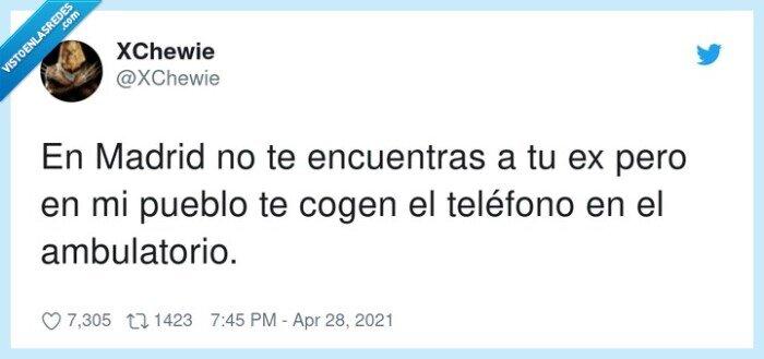 ambulatorio,madrid,pueblo,teléfono