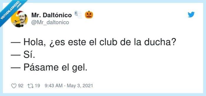 club,ducha,gel,pásame