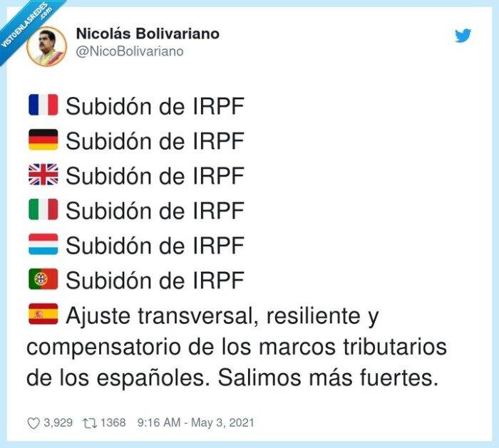compensatorio,españa,españoles,estafa,irpf,transversal,tributarios