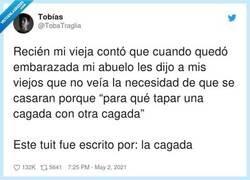 Enlace a La cagada lo explica con orgullo, por @TobaTraglia