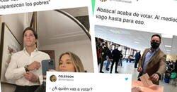 Enlace a Los mejores memes y anécdotas de las elecciones del 4-M en la Comunidad de Madrid
