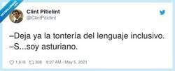 Enlace a Los asturianos van muy avanzados, por @ClintPiticlint