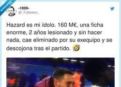 Enlace a La foto que indigna al madridismo, por @_Futbolero_