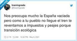 Enlace a La España vaciada y olvidada, por @Ivaningrado