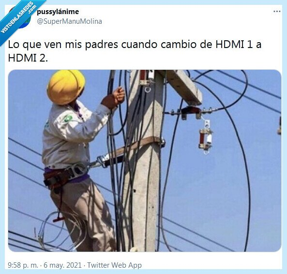 cables,cambiar,hdmi,padres